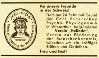 Schweizer Huterfreunde