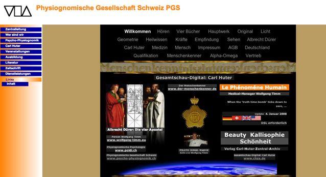 PGS Link www.chza.de