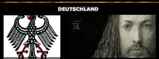 Deutschland Wappen Red S
