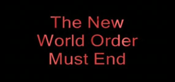 NWO must end