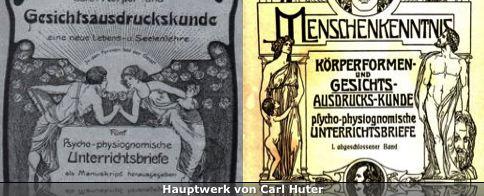 Huter Hauptwerk Zwei Covers