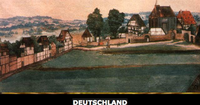 Deutschl Duerer Stadt