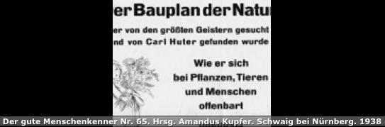 Hut BAUPLAN